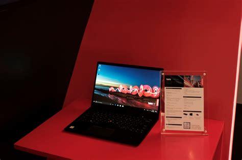 Lenovo Luncurkan 5 Laptop lenovo luncurkan jajaran thinkpad baru untuk menunjang
