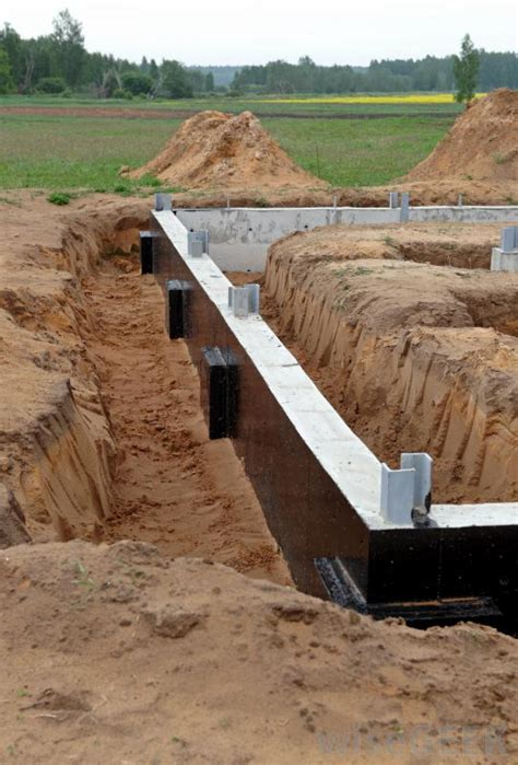 best way to build a house what are the best ways to improve foundation drainage