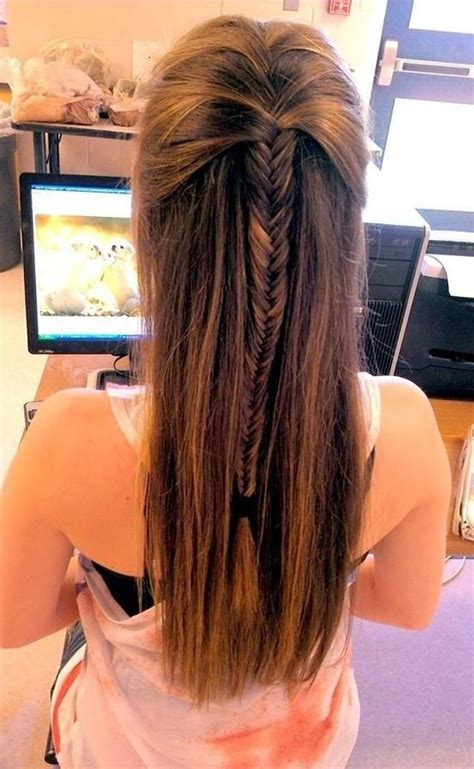fishtails with braided hair 12 stunning fishtail braid hairstyles pretty designs