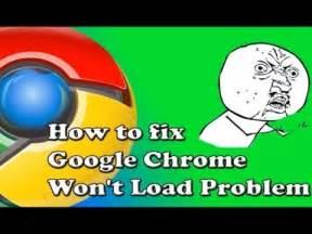 google images won t open how to fix google chrome won t load problem tutorial
