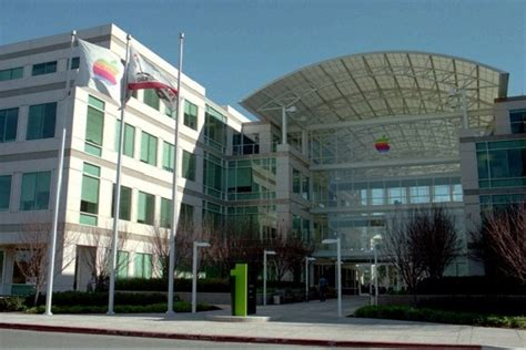 Mac Corporate Office by Apple Corporate Headquarters An Apple A Day