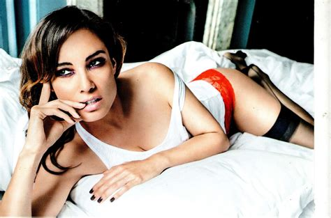 Sexiest Bond by Berenice Marlohe Bond Fhm Magazine 05 Gotceleb