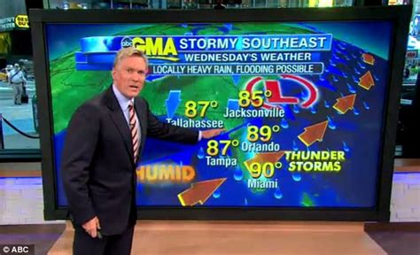 new guy on gma good morning america weatherman sam chion comes out as
