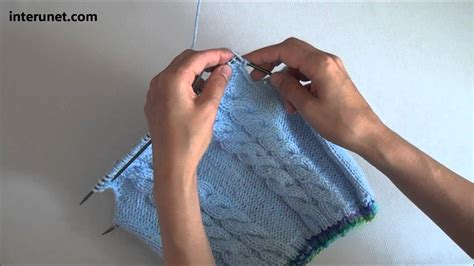 make 1 knitting how to knit a sweater for baby or toddler tutorial