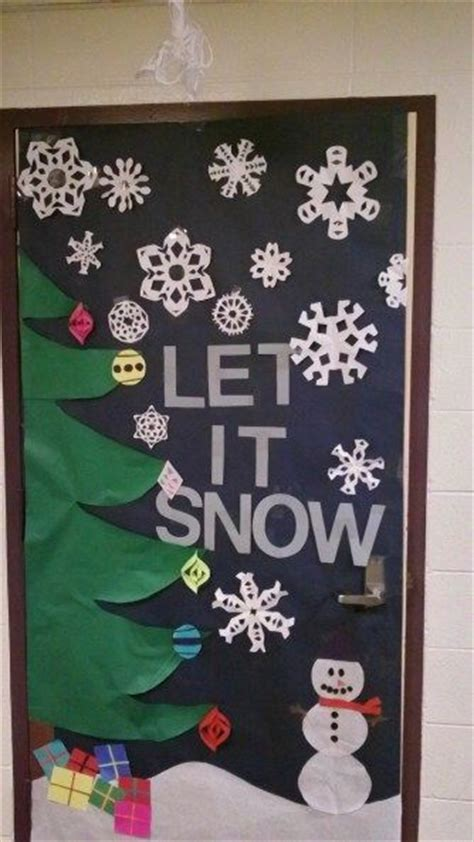 decorated doors for christmas contest best 25 door decorating contest ideas on