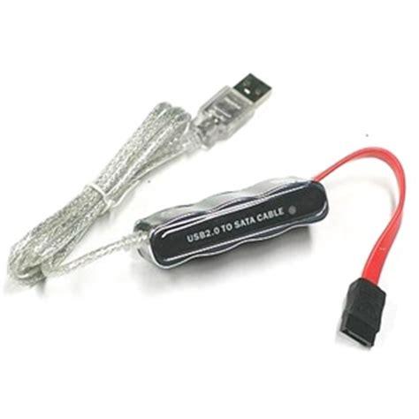 Converter Ata Ke Usb sabrent serial ata sata to usb 2 0 cable converter with power supply at tigerdirect