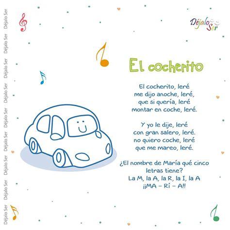 5 canciones infantiles cortas pin de en canciones para isa canciones