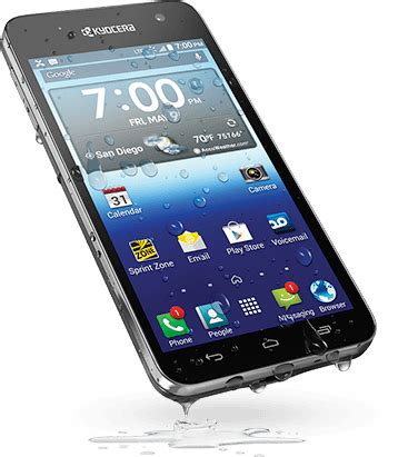 sprint and virgin mobile announce the low end, water