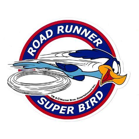 Aufkleber Auto Roadrunner by Road Runner Bird Sticker Mooneyes Edition