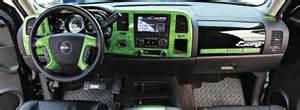 Sle Dashboard Templates by Gmc Wood Grain Dash Kits Daily Delaware