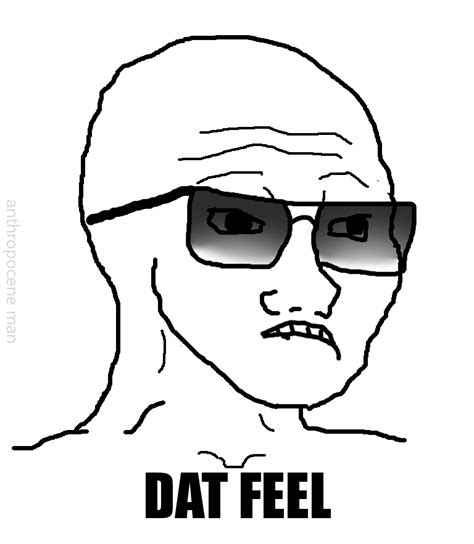 Feel Meme Origin - dat feel wojak feels guy know your meme