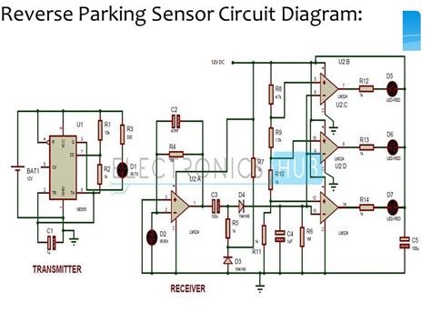 backup sensor wiring diagram wiring diagram with description