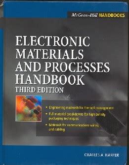 digital avionics handbook third edition books electronic materials and processes handbook 168 c third edition