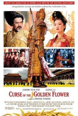 chinese film golden flower curse of the golden flower wikipedia