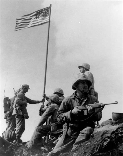 raise the siege file iwo jima flag raising jpg