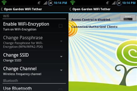 open garden apk open garden wifi tether apk