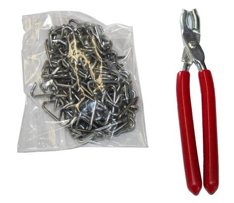 Hog Rings For Upholstery by Seat Upholstery Pliers W Hog Rings Toms Bronco Parts
