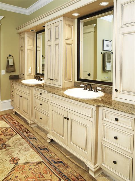 Master Bathroom Cabinet Ideas Master Bathroom Vanity Leslie Newpher Interiors High