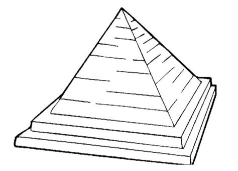 energy pyramid coloring sheet coloring pages