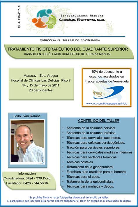 Modelo Curriculum Vitae Fisioterapia Jornadas