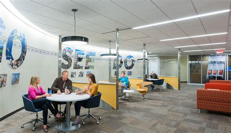 Southwest Corporate Office by Southwest Airlines Headquarters Corgan