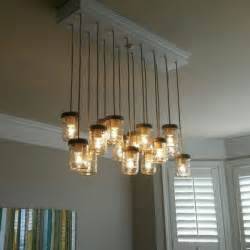 mason jar dining room light 18 diy mason jar chandelier ideas guide patterns