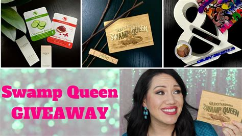 Grav3yardgirl Giveaway - giveaway ended tarte grav3yardgirl sw queen palette and lip paint plus much more