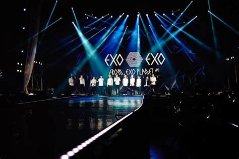 exo concert indonesia exo the lost planet concert in jakarta dynartrizkia