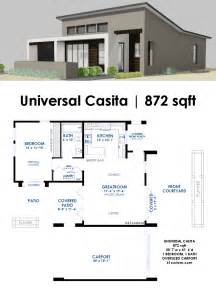 modern floor plans for homes universal casita house plan 61custom contemporary