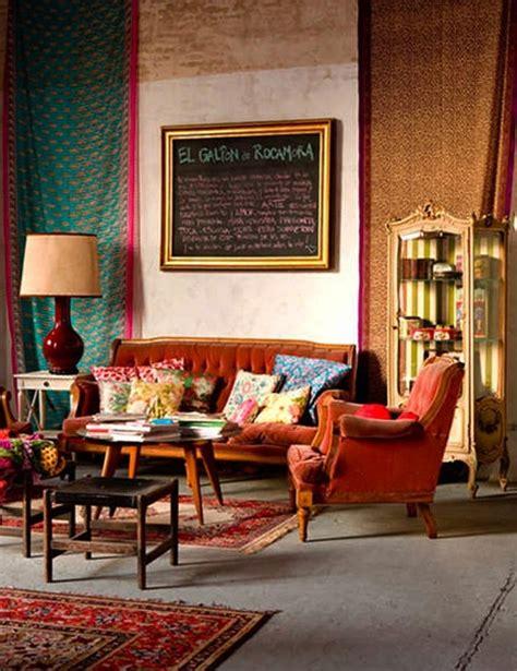 25 Awesome Bohemian Living Room Design Ideas Bohemian Living Room Furniture