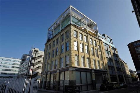 appartments uk shoreditch rooftop apartment clere street building e