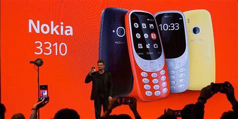 Nokia 3310 Versi Baru ponsel legendaris nokia 3310 versi baru resmi dirilis dan dijual rp 700 000 apakabarsidimpuan