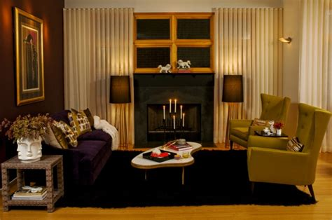 Purple And Gold Living Room by 19 Purple And Gold Living Room Designs Decorating Ideas