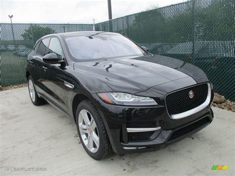 jaguar f pace black 2017 black jaguar f pace 35t awd r sport