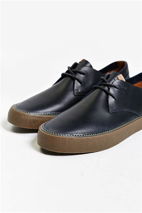 pointer shoes pointer pointer crago vulc shoe in blue for lyst