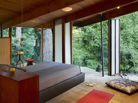 bedroom design nature bedroom ideas with view of nature