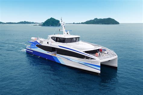 catamaran fast ferry for sale ic14221 33m catamaran passenger ferry