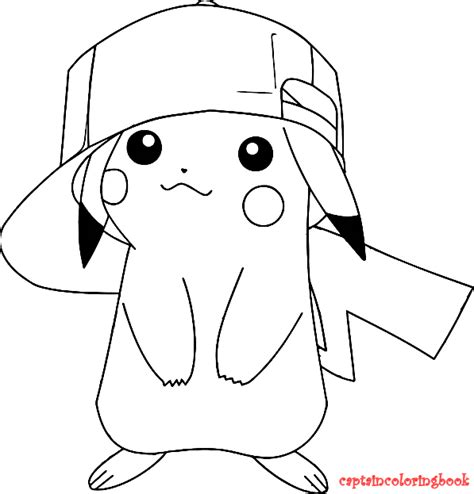pikachu coloring pages pdf pokemon coloring pages printable free pdf download