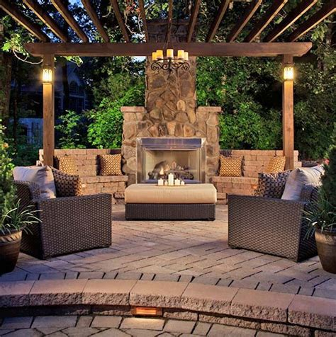 Deck Fireplace by Best 25 Outdoor Fireplace Designs Ideas On
