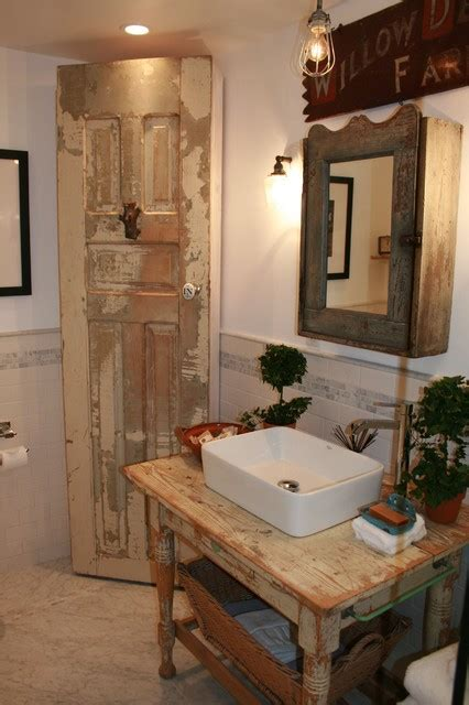 modern country bathroom shabby chic bathroom los