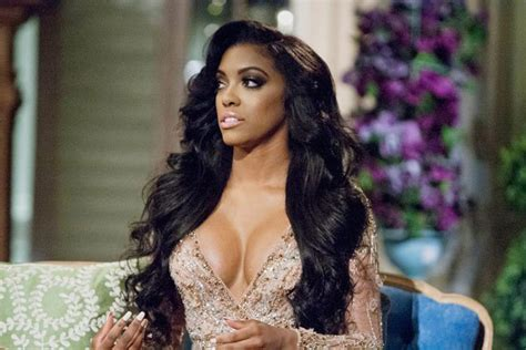 porsha williams atlanta housewives wardrobe rhoa reunion porsha williams embarrassed to be fired