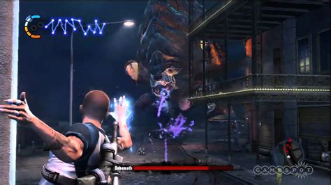 Bd Ps3 Infamous 2 gamespot reviews infamous 2 review ps3