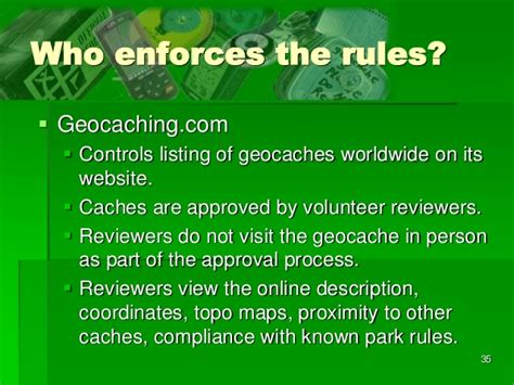 geocaching tutorial powerpoint geocaching spring2014