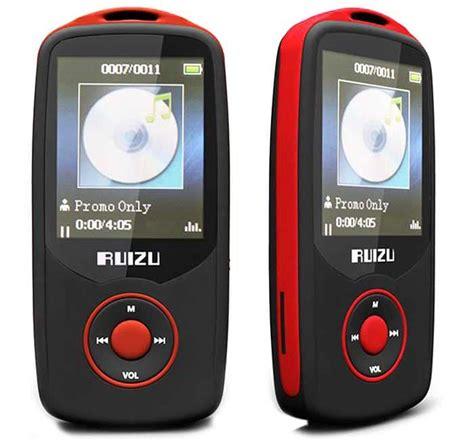 Ruizu X06 Digital Audio Mp3 Mp4 Player High Quality Lossless Sq ruizu x06 bluetooth hifi 4g mp3 player 21 84 shopping gearbest