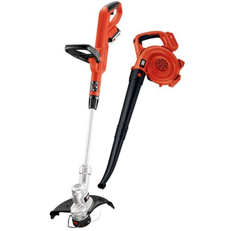 black decker 20 volt max lithium ion cordless string