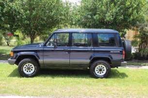 Isuzu Trooper Ii For Sale 1990 Isuzu Trooper Ii Classic Isuzu Trooper 1990 For Sale
