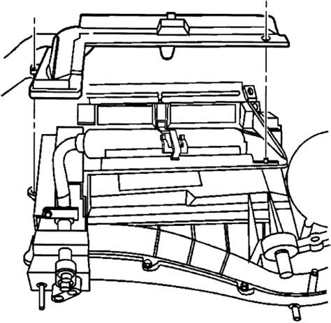 1998 ford f150 heater core diagram 2001 ford heater core replacement instructions html