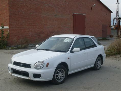 used subaru impreza hatchback used 2000 subaru impreza wagon photos 1500cc gasoline