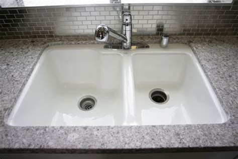 ceco sinks kitchen sink white ceco cast iron kitchen sink we included a two