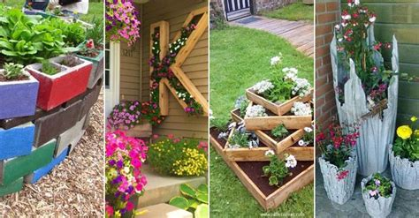 diy garden 20 truly cool diy garden bed and planter ideas